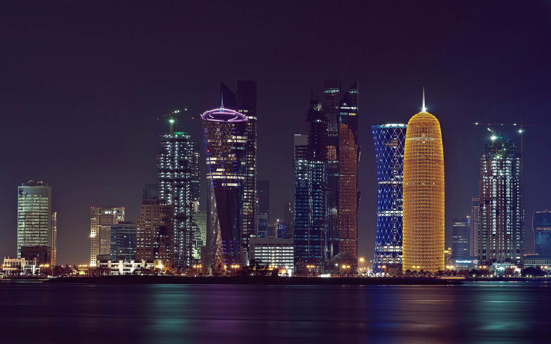 Doha-Skyline
