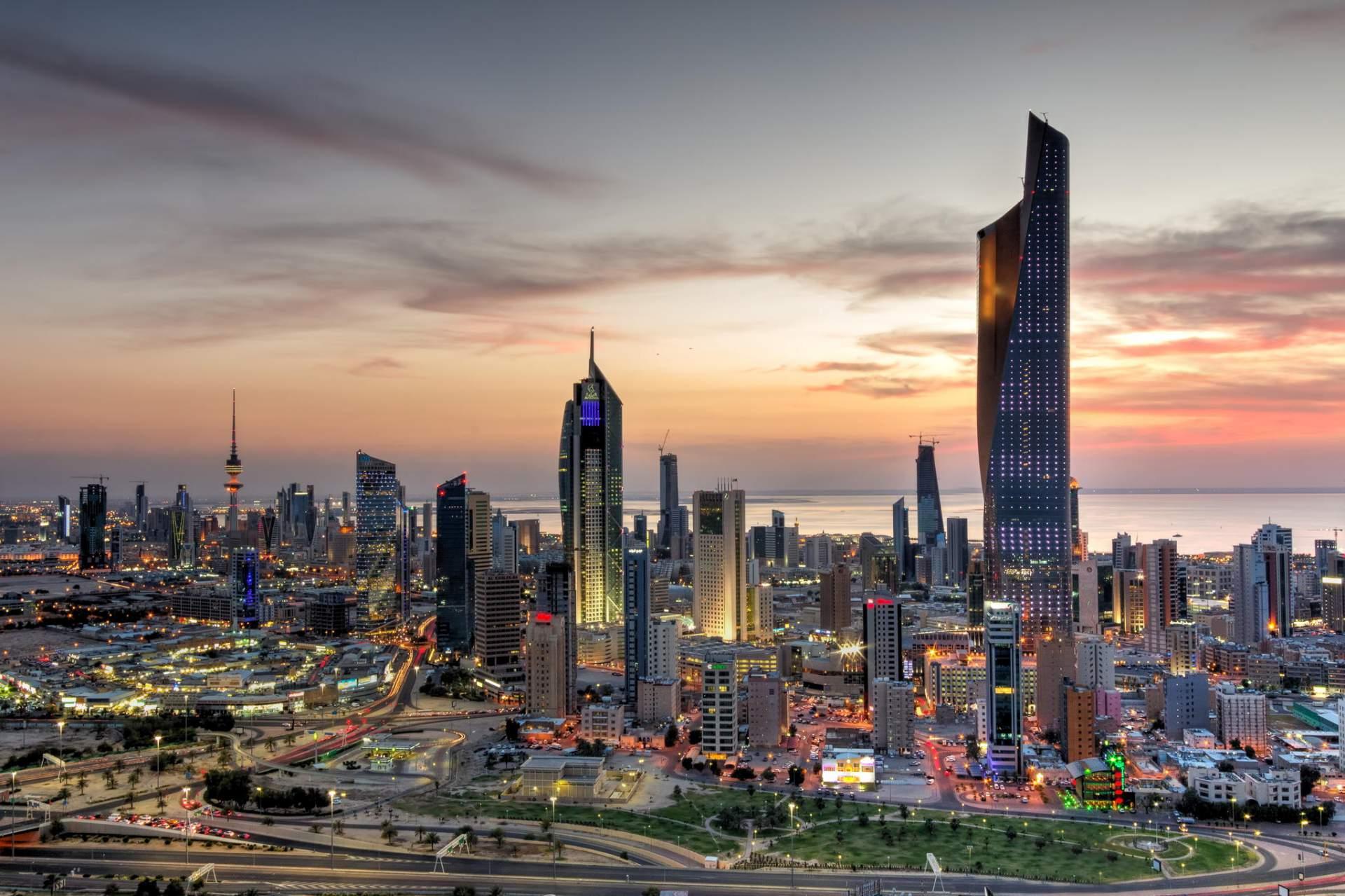 Kuwait-Skyline